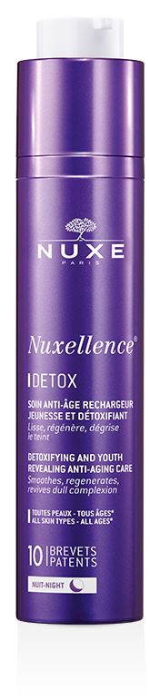 NUXE NUXELLENCE DETOX CREMA NOTTE 50 ML