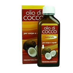 OLIO COCCO 100 ML DOPOSOLE