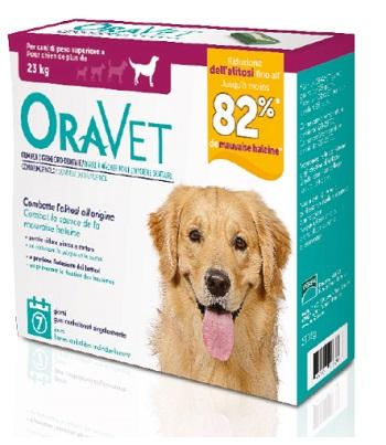 ORAVET CHEW DOG L 7 PEZZI