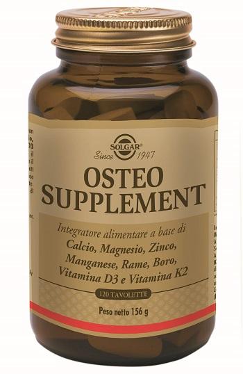 OSTEO SUPPLEMENT 120 TAVOLETTE