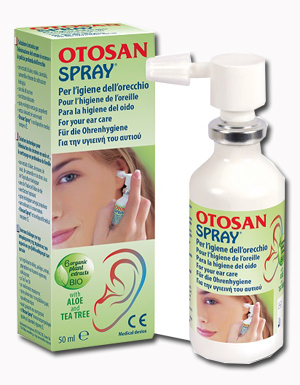 OTOSAN SPRAY AURICOLARE 50ML