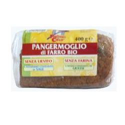 PANGERMOGLIO DI FARRO BIO 400 GRAMMI