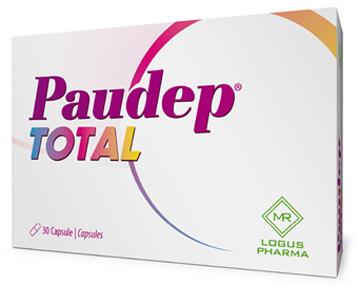 PAUDEP TOTAL 30 COMPRESSE