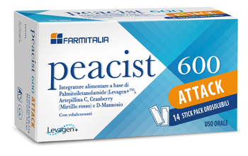 PEACIST 600 ATTACK 14 BUSTE