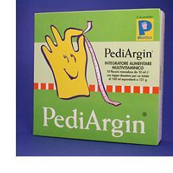 PEDIARGIN 10 FLACONCINI
