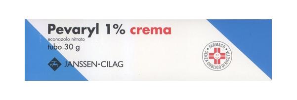 PEVARYL CREMA 30 GR 1%