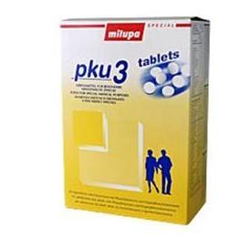 PKU 3 TABLETS