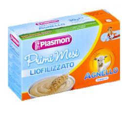 PLASMON LIOFILIZZATO AGNELLO 3 DA 10 G