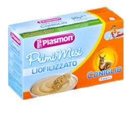 PLASMON LIOFILIZZATO CONIGLIO 3 DA 10G