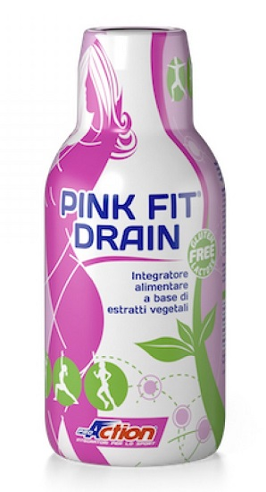 PROACTION PINK FIT DRA 500 ML