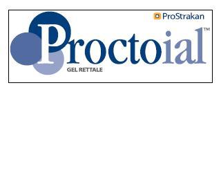 PROCTOIAL GEL RETTALE EMOROIDI RAGADI 30 ML