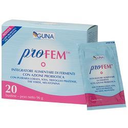 PROFEM FORMULA 20BUSTE