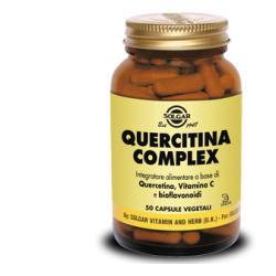 QUERCITINA COMPLEX 50CPS VEG