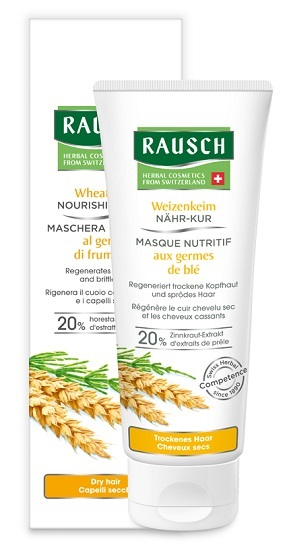 RAUSCH MASCHERA NUTRIENTE GERME DI FRUMENTO 100ML