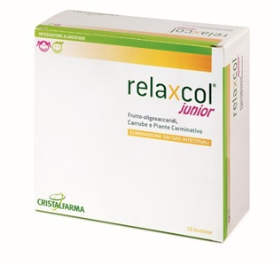 RELAXCOL JUNIOR 16 buste