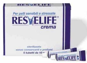 RESVELIFE CREMA 5TUBI 10G