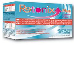 RETONIX PLUS 8 FLACONCINI 10ML