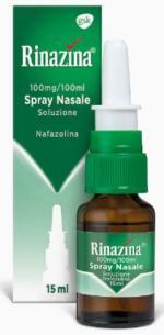 RINAZINA SPRAY NASALE 15 ML