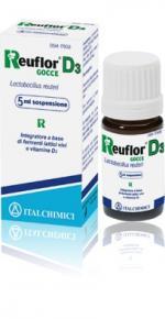 Reuflor D3 5 ml gocce