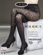 SAVANNAH 70 LACE NERO taglia 3 ML