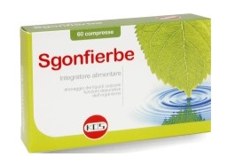 SGONFIERBE 60 COMPRESSE