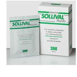 SOLLIVAL PRONTO 6 SALVIETTINE IMBEVUTE