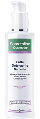 SOMATOLINE COSMETIC LATTE DETERGENTE NUTRIENTE 200ML