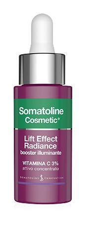 SOMATOLINE COSMETIC LIFT EFFECT RADIANCE BOOSTER ILLUMINANTE 30M