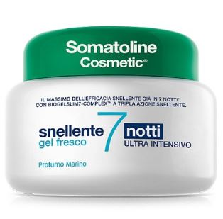 SOMATOLINE COSMETIC SNELLENTE 7 NOTTI GEL FRESCO 250 ML