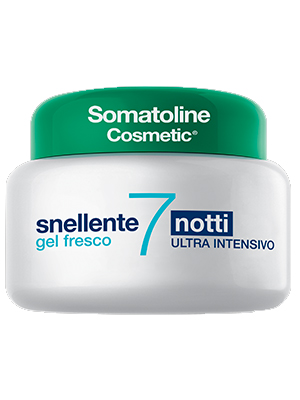 SOMATOLINE COSMETIC SNELLENTE 7 NOTTI GEL FRESCO 400 ml