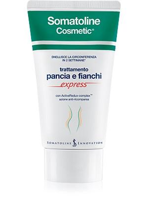 SOMATOLINE COSMETIC SNELLENTE PANCIA E FIANCHI EXPRESS 250ML