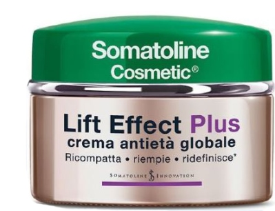 SOMATOLINE LIFT EFFECT PLUS CREMA GIORNO PELLE SECCA 50ML