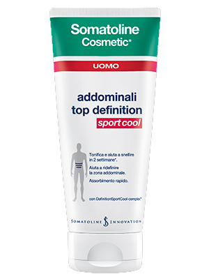 SOMATOLINE UOMO ADDOMINALI TOP DEFINITION 200ML