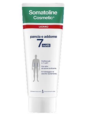 SOMATOLINE UOMO PANCIA-ADDOME 7 NOTTI 250ML