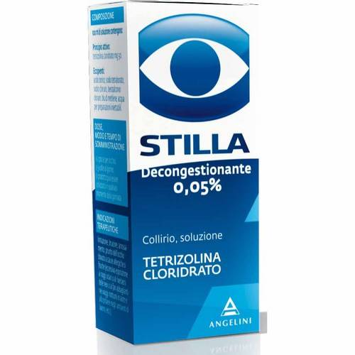 STILLA DECONGESTIONANTE COLLIRIO 8 ML