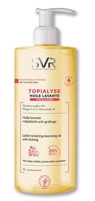 SVR TOPIALYSE HUILE MICELLAIR 400ML