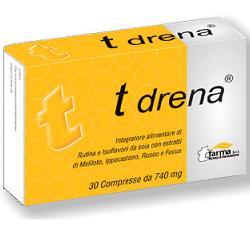 T DRENA 30CPR