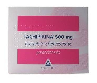 TACHIPIRINA BUSTINE EFFERVESCENTI 500 MG