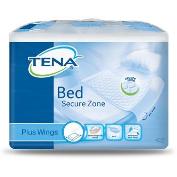 TENA BED PLUS TRAVERSE CON ALI 80X180 CM 20 PEZZI