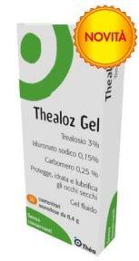 THEALOZ GEL 30 MONODOSE