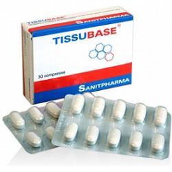 TISSUBASE 30 COMPRESSE