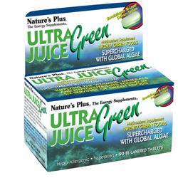 ULTRA JUICE GREEN 90TAVOLETTE