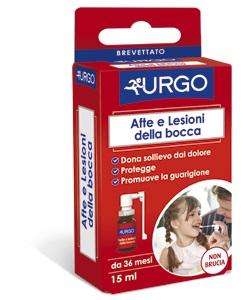 URGO AFTE E LESIONI BOCCA SPRAY 15ML