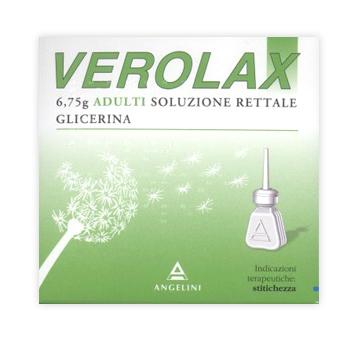 VEROLAX ADULTI MICROCLISMI 6 MICROCLISMI