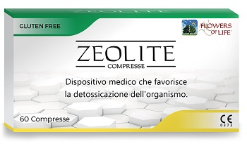 ZEOLITE 60 compresse FLOWERS OF LIFE