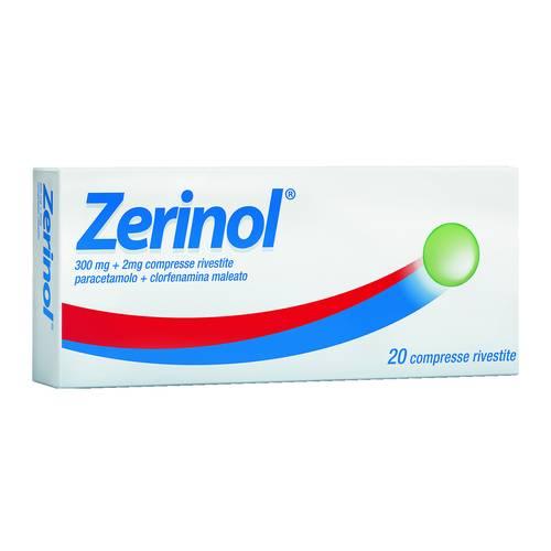 ZERINOL 20 COMPRESSE
