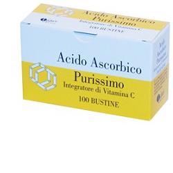 ACIDO ASCORBICO PURISS 100BUST
