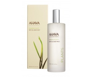 AHAVA DEADSEA PLANTS DRY OIL BODY MIST 100 ML