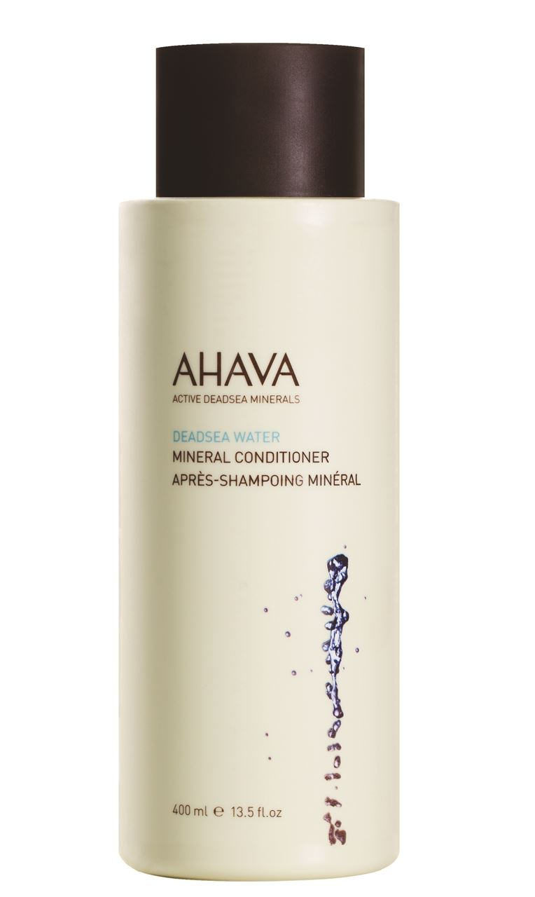AHAVA DEADSEA WATER MINERAL CONDITIONER 400 ML