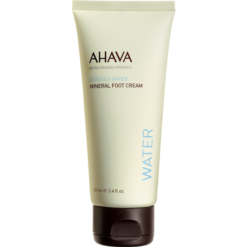 AHAVA DEADSEA WATER MINERAL FOOT CREAM 100 ML